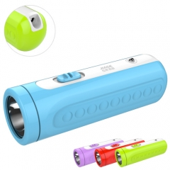 1w led rechargeable flashlight