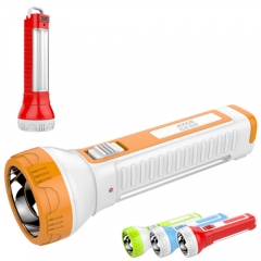 JIAGE cheap led rechargeable flashlight